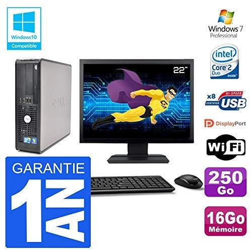 Dell PC 780 SFF Bildschirm 22