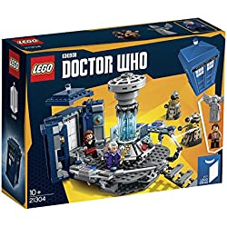 Lego 21304 - Ideas Doctor Who Macchina Del Tempo