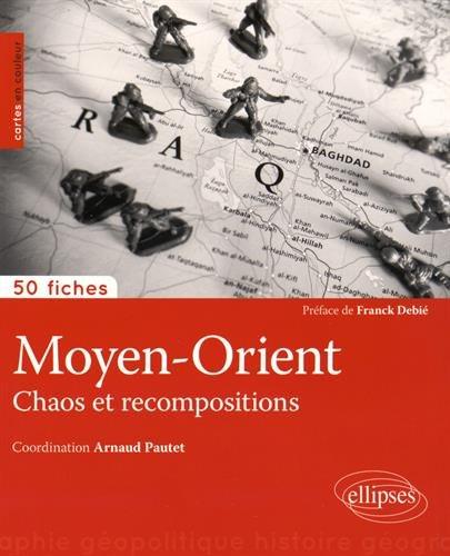 Moyen-Orient Chaos et Recompositions 50 ...