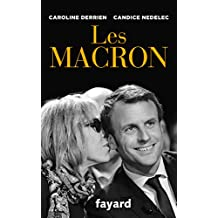 Les Macron (Documents) (French Edition)