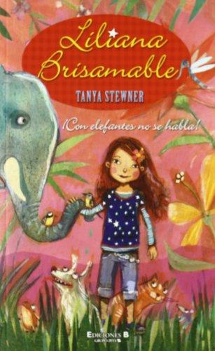 LILIANA BRISAMABLE (Escritura desatada) por Tania Stewner