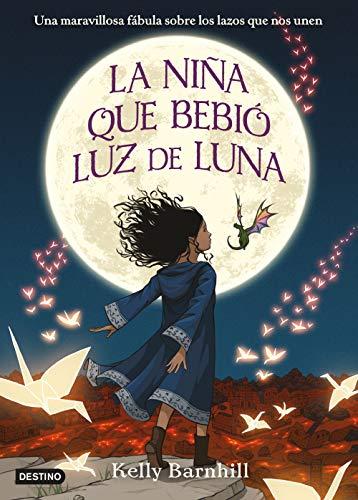La niña que bebió luz de luna – Kelly Barnhill  51VBlEEYzNL