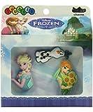 Crocs Disney Die Eiskönigen Frozen Fever Jibbitz 3er Pack