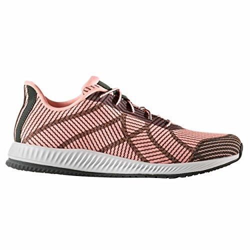 adidas Gymbreaker Bounce Unixes Sneakers Laufschuhe, Coral BB0978 corneb/hieuti/Zake (36 2/3 EU - 4UK, Pink)