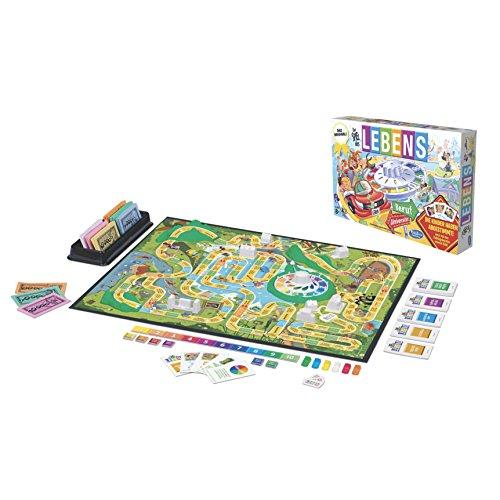 Preisvergleich Produktbild Hasbro Spiele 14529398 - Das Spiel des Lebens, Familienspiel