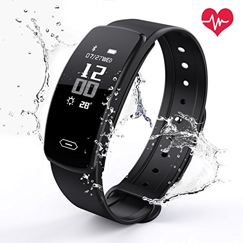 Fitness-TrackerOUDEKAY-Heart-Rate-Monitor-Activity-Tracker-Smart-Bracelet-with-Sleep-Monitor-Watch-IP67-Waterproof-Smart-Wristband-with-Calorie-Counter-Watch-9-Sports-Mode-Monitoring-Pedometer-for-iOS