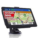 OHREX Navigatore GPS per auto con voce POI, parcheggio guida e assistenza corsia