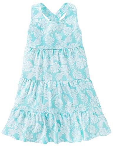 Schiesser Mädchen Kleid, Grün (Mint 708), 116 (Mädchen Slips Für Kleider)