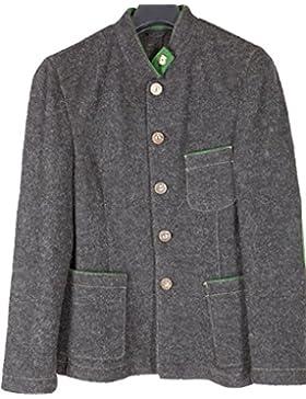 Elmau Jacke 1321032 Mantua anthra grün