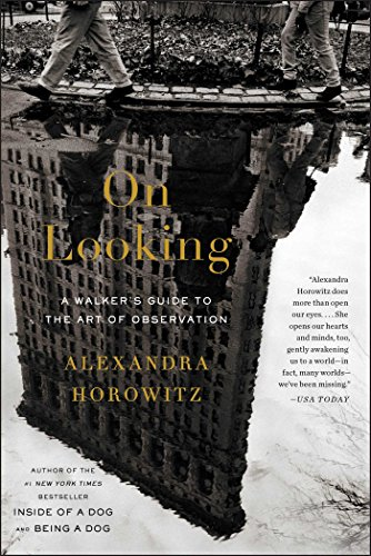 On Looking: A Walker's Guide to the Art of Observation por Alexandra Horowitz
