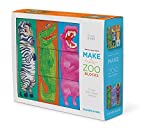 Creative, imaginative play. Beautifully illustrated block set. Its a puzzle. Its a creativity toy. Hours of creative play. 6 Basic faces 10, 077, 696 different possibilities. Includes 9 heavy duty cardboard blocks. For ages 3 years blocks are 2. 4 sq...