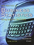The Practice of Business Statistics: Using Data for Decisions (Book & CD) by David S. Moore (2008-02-15)