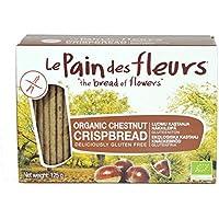 Le Pain Des Fleurs   Chestnut Crispbread   6 x 125g