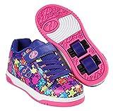 Heelys X2 Dual Up Puzzle Schuhe lila Mädchen Lila/Puzzle, 31