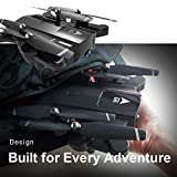 Goolsky SG900-S 1080P HD Camera Wifi FPV GPS Positioning Follow Me Altitude Hold Foldable RC Selfie Drone Quadcopter