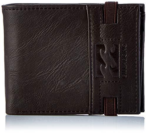 BILLABONG C5WM07, Herren Herren-Geldbörse Braun Braun (Chocolate 92.0) 1x1x1 cm (W x H x L) -