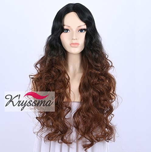 kryssma-synthetic-long-curly-wigs-for-women-1b-rooted-black-ombre-brown-wig-uk-middle-part-chocolate