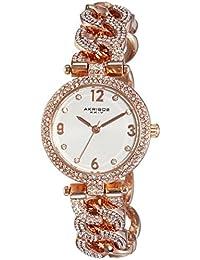 Akribos AK756RG - Reloj para mujeres