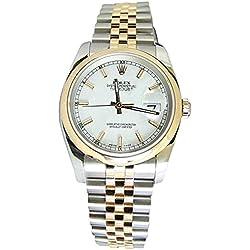Datejust rolex men?s watch jubilee bracelet date just