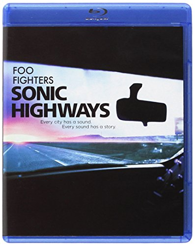 Sonic Highways (3 Blu-Ray)