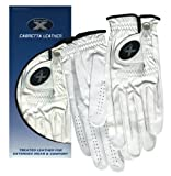 Tour X Cabretta Leather Golf Glove Ladies Right Hand Medium