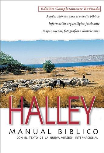 Manual bíblico de Halley con la Nueva Versión Internacional por Henry H. Halley