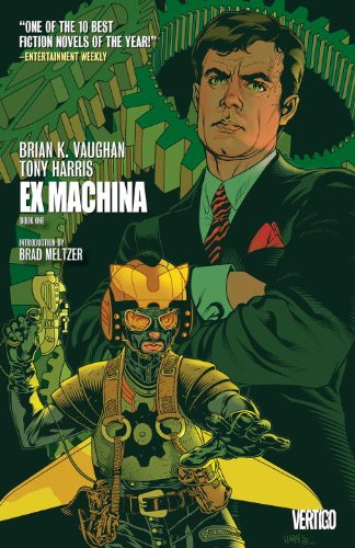 Ex Machina Book 1 TP