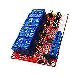 MagiDeal 4 Kanäle Selbstverriegelung / Verriegelung Relais Modul-Brett für Arduino - 3V