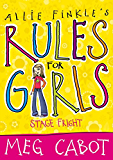 Stage Fright (Allie Finkle's Rules for Girls Book 4)