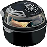 Team VisiCook AirChef Air Fryer, 10 Litre, 1300 W, Black