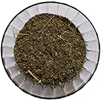Petzee Alfalfa Hay (Powdered Form), Food for Rabbits, Guinea Pig, Hamsters and Other Small Animals (400 GMS)