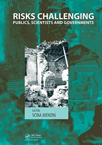 [(Risks Challenging Publics, Scientists and Governments)] [Edited by Scira Menoni] published on (March, 2010)
