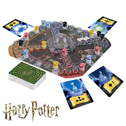 51VC%2BP5QvtL - Pressman- Harry Potter Los Tres Magos Juego de Mesa, Multicolor (Goliath Games 108672)