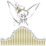 "RoomMates Wandaufkleber ""Großes Kopfteil von Disneys Tinker Bell"