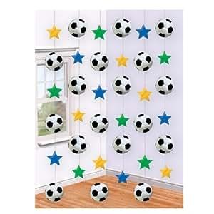Football String Decorations 2.1m