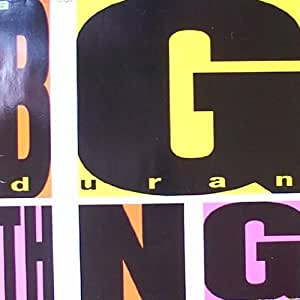 Duran Duran - Big Thing - EMI - 064-7 90958 1, EMI Electrola - 064-7 90958 1