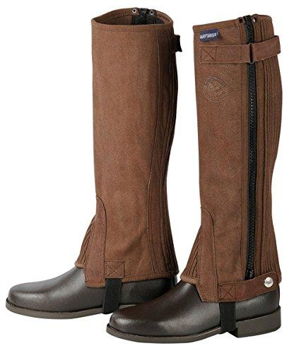 Harry\'s Horse Damen Mini-Chaps Amara - m, Braun, M