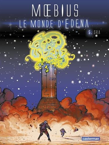 Le monde d'Edena, Tome 5 : Sra
