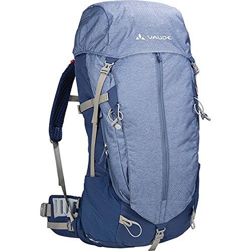 Imagen de vaude brentour   de senderismo para mujer, 42+ 10litros,  de trekking, color morado, tamaño talla única, volumen liters 52.0