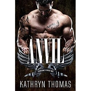 Anvil: A Motorcycle Club Romance (Chrome Kings MC)