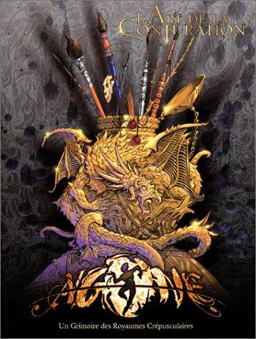 Agone : L'Art de la conjuration (un grimoire des Royaumes crépusculaires)
