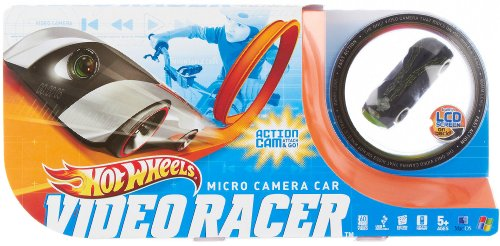 Hot Wheels Video Racer mit Action-Kamera -