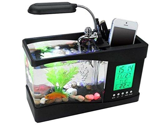 Mini Mini Pesce Palla Acquario Fish Tank