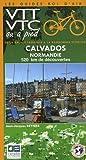 Calvados, Normandie : 520 km de découvertes, de la balade familiale à la randonnée sportive VTT VTC ou à pied