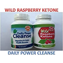 wild raspberry ketone et daily power cleanse. Black Bedroom Furniture Sets. Home Design Ideas