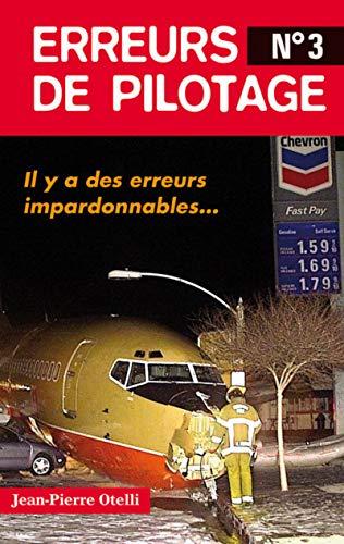 Erreurs de pilotage - tome 3 (3)