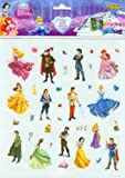 Disney Princesas Pegatinas MAxi Stickers