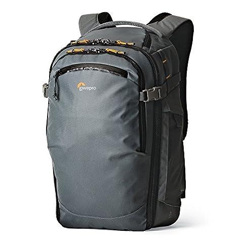 Lowepro Highline Backpack 300 AW Sac à Dos Loisir, 47 cm, 22 L, Gris