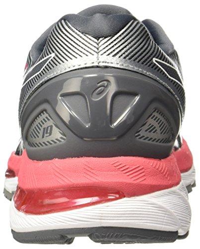 GEL-NIMBUS 19 W MainApps Carbon/RougeRed/White
