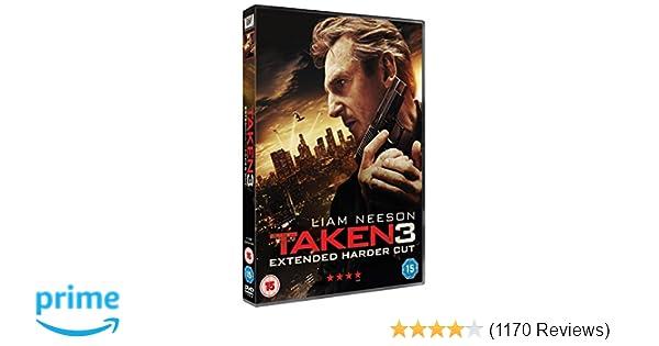 Taken 3 [DVD]: Amazon co uk: Liam Neeson, Maggie Grace